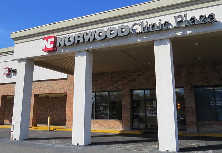 Fultondale, Norwood Plaza Clinic