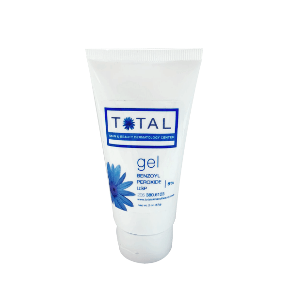 Total Skin & Beauty Benzoyl Peroxide Gel 5%