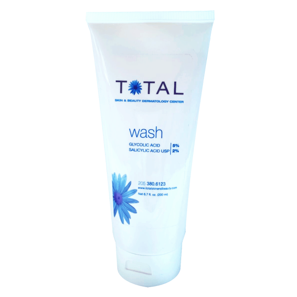 Total Skin & Beauty Gly/Sal 5-2 Cleanser