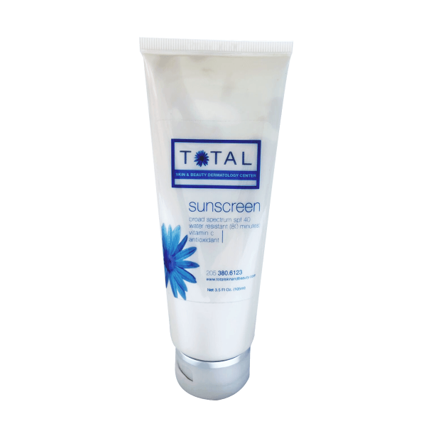 Total Skin & Beauty Sunscreen SPF 40